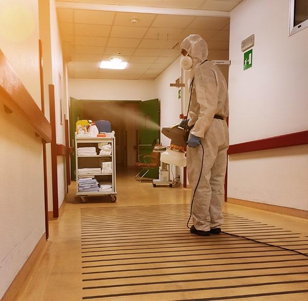 Sanificazione e disinfezione